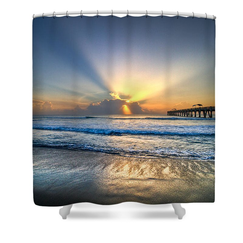 Seashore Shower Curtains