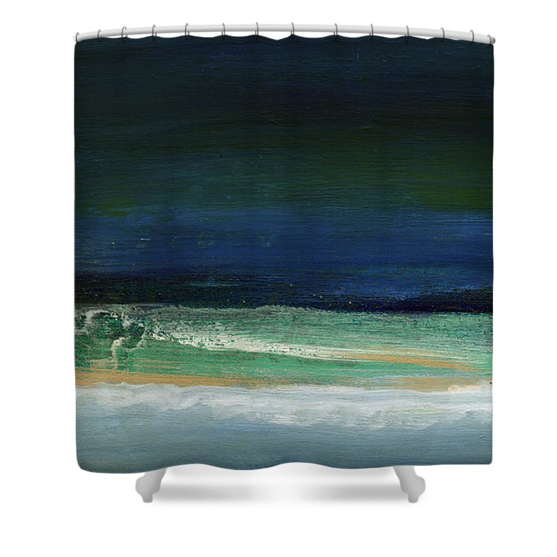 High Tide Shower Curtains