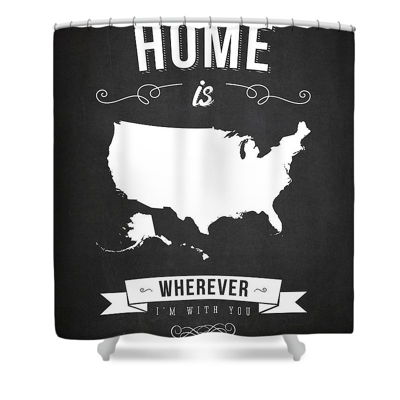 Art In America Shower Curtains
