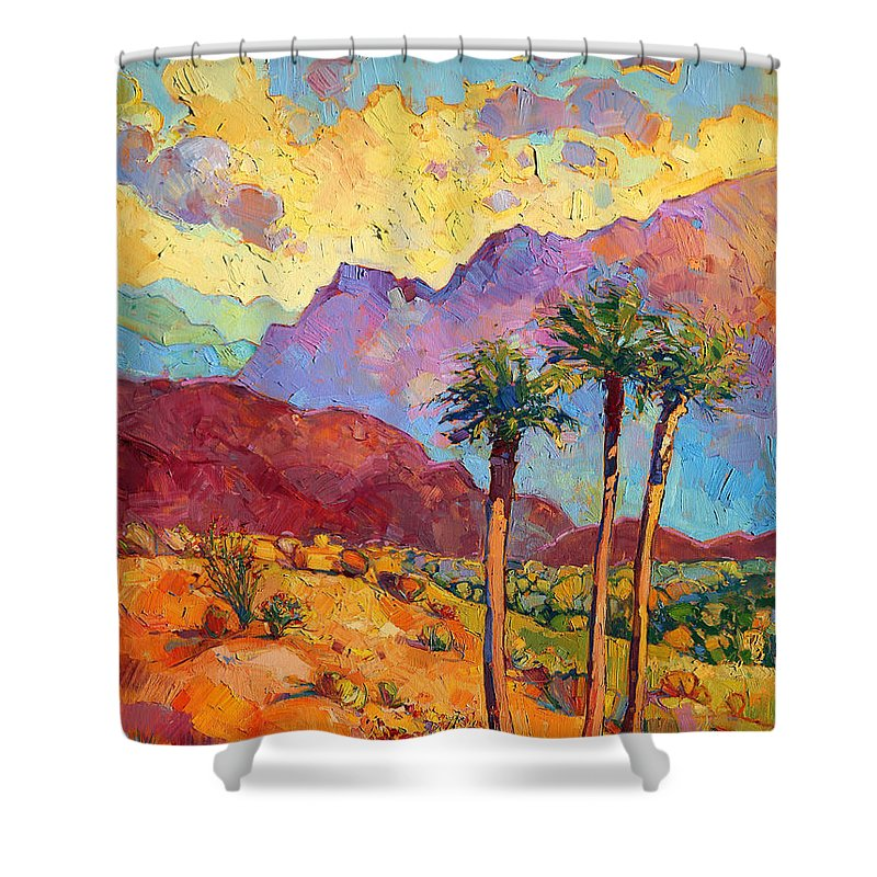 Impressionism Shower Curtains