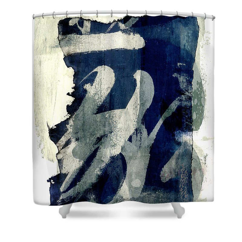 Ink Shower Curtains