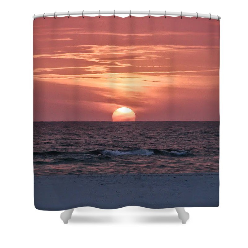 It Doesn't Get Any Better Than This Shower Curtain featuring the photograph It Doesn't Get Any Better Than This by Bill Cannon