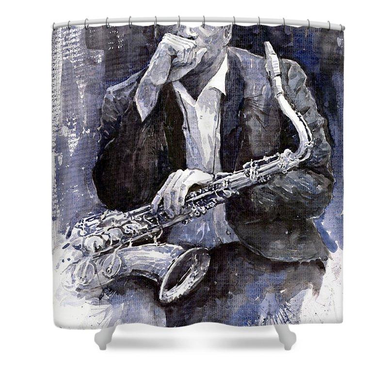 Jazz Shower Curtains
