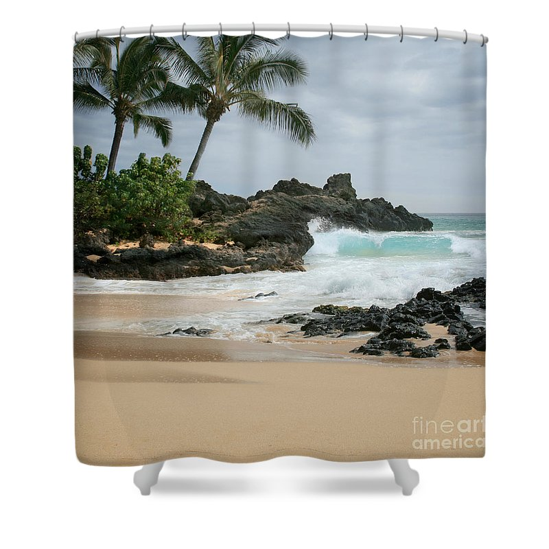 Aloha Shower Curtain featuring the photograph Journey Of Discovery by Sharon Mau