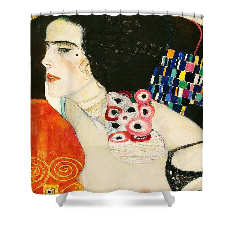 Judith II Shower Curtain for Sale by Gustav Klimt