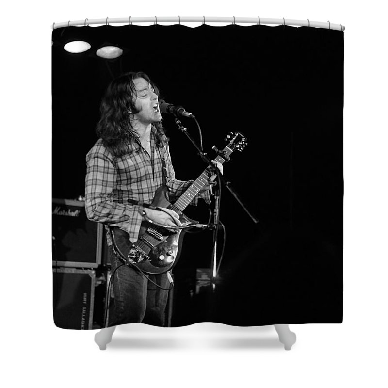 Rory Gallagher Shower Curtain featuring the photograph Kent #25 by Ben Upham