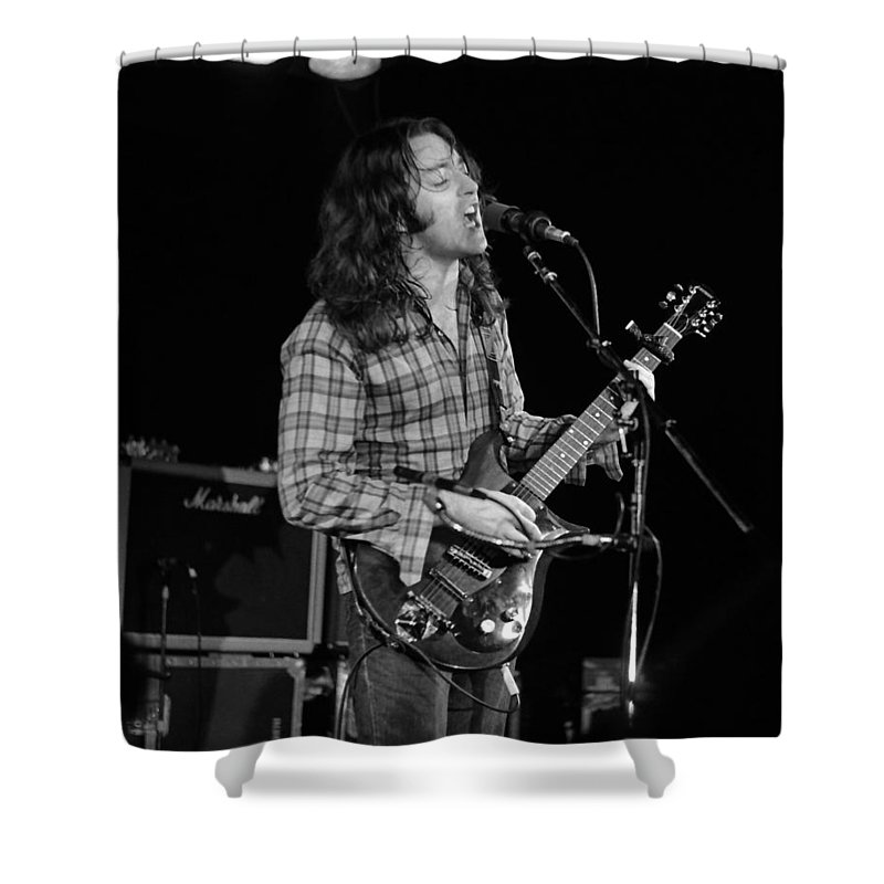 Rory Gallagher Shower Curtain featuring the photograph Kent #25 Crop 2 by Ben Upham