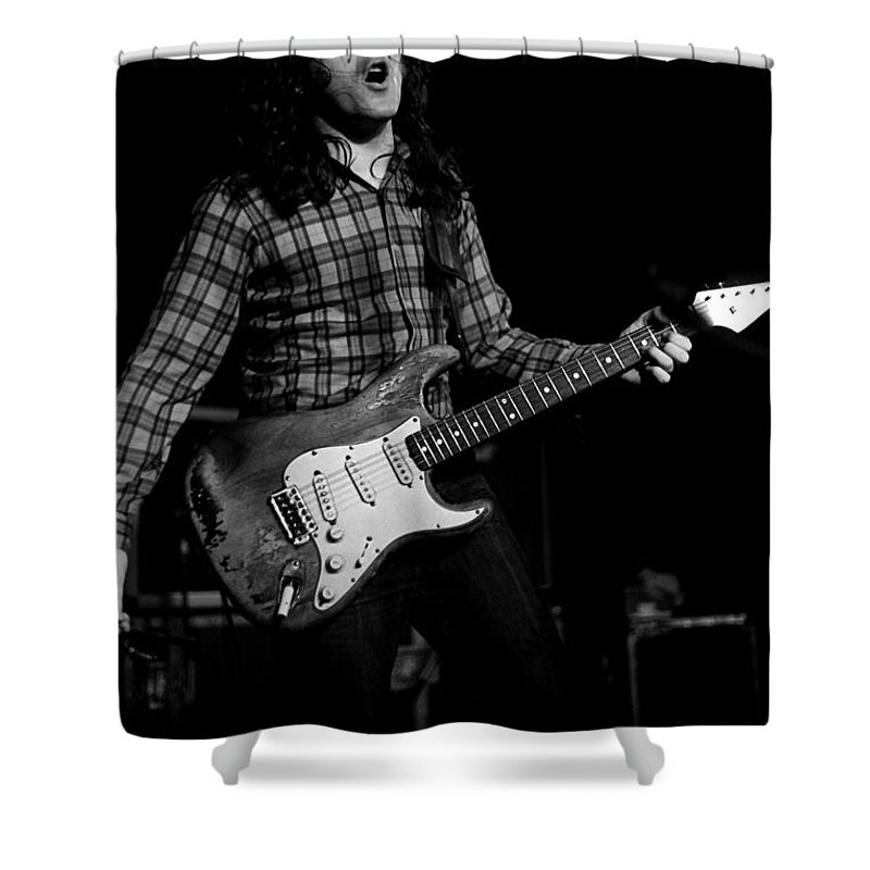Rory Gallagher Shower Curtain featuring the photograph Kent #50 by Ben Upham