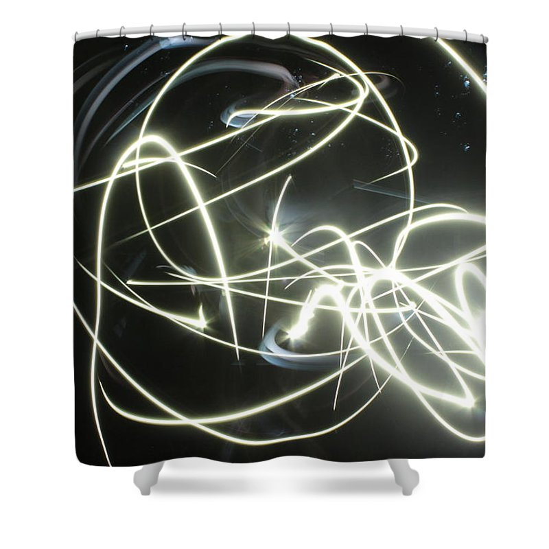 Light Shower Curtain featuring the photograph Let It Shine by Tiffany Erdman