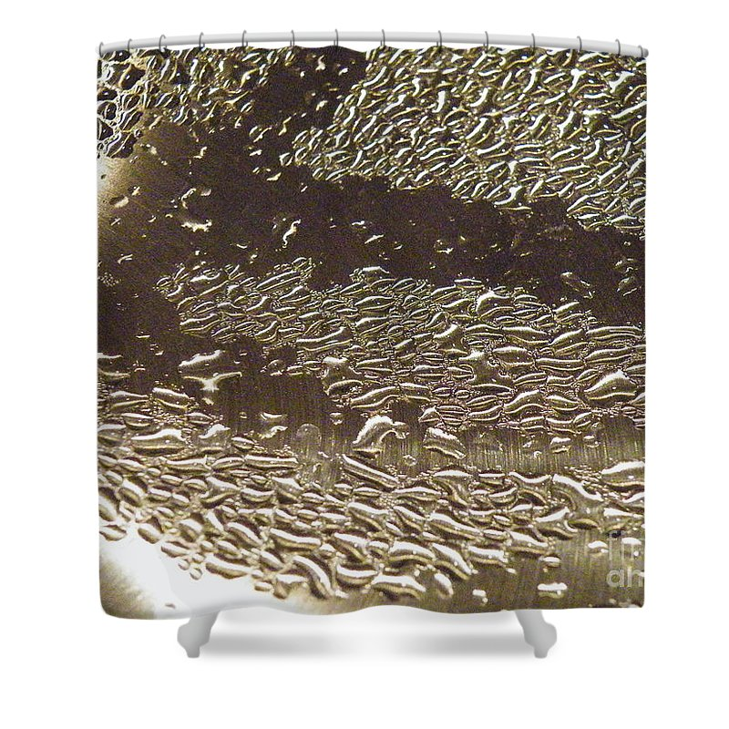 Light Shower Curtain featuring the photograph Light Speed by Brian Boyle