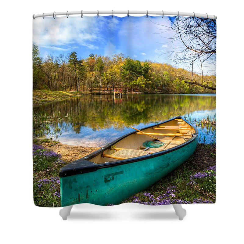 Chilhowee Photographs Shower Curtains