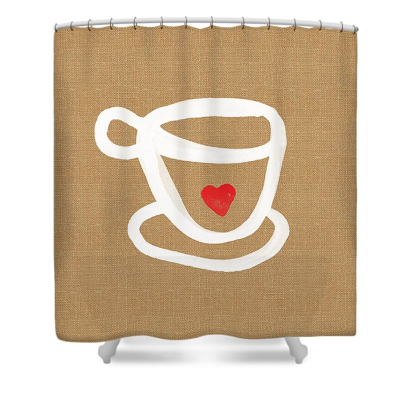 Tea Shower Curtains