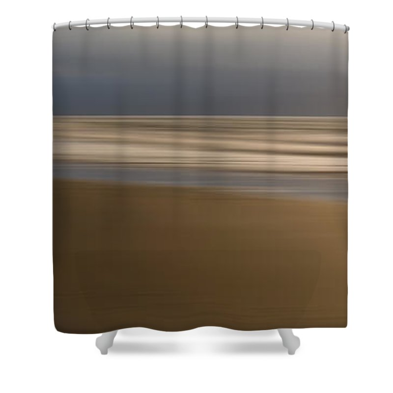 Lost Shower Curtain featuring the photograph Lost Souls 2c by Nigel R Bell