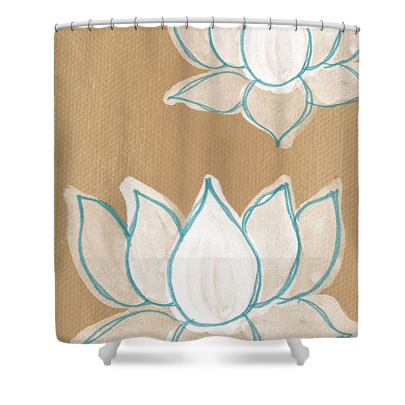 Blossom Shower Curtains