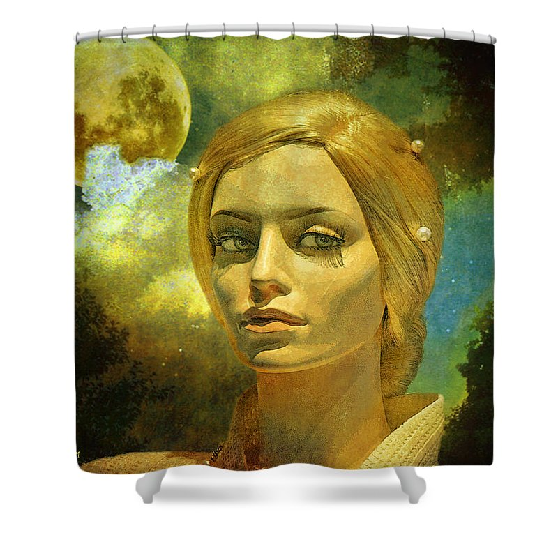 Wealth Shower Curtains