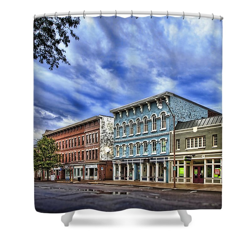 Commercial Building Shower Curtains