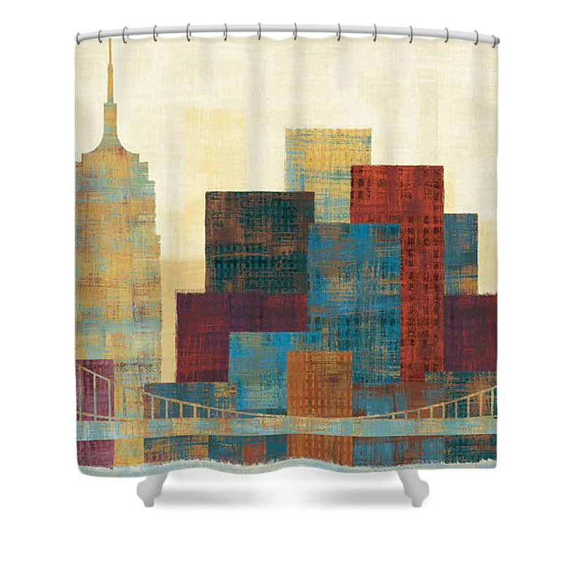 Skyline Shower Curtains