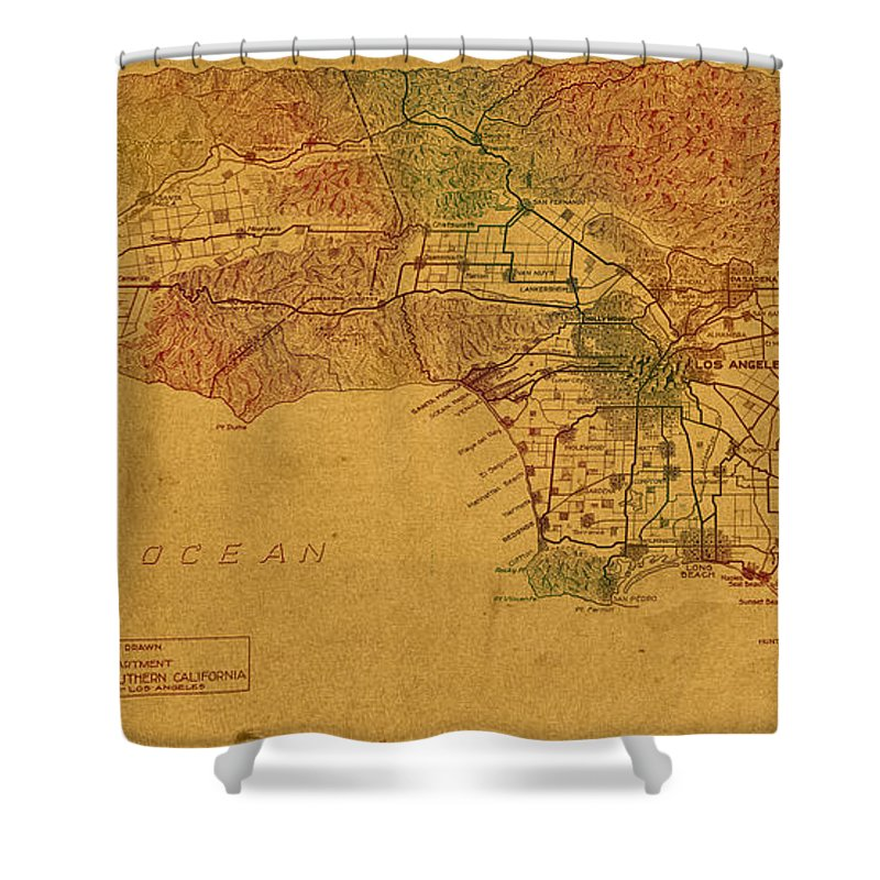 Tint Mixed Media Shower Curtains