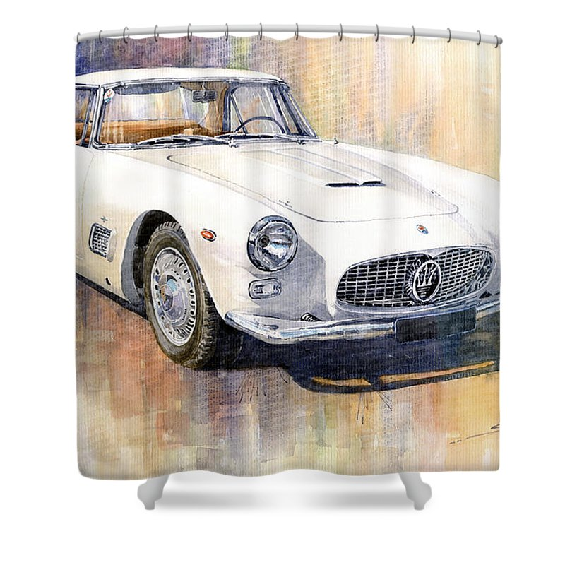 Cars Shower Curtains