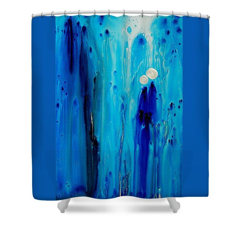 Spirituality Shower Curtains