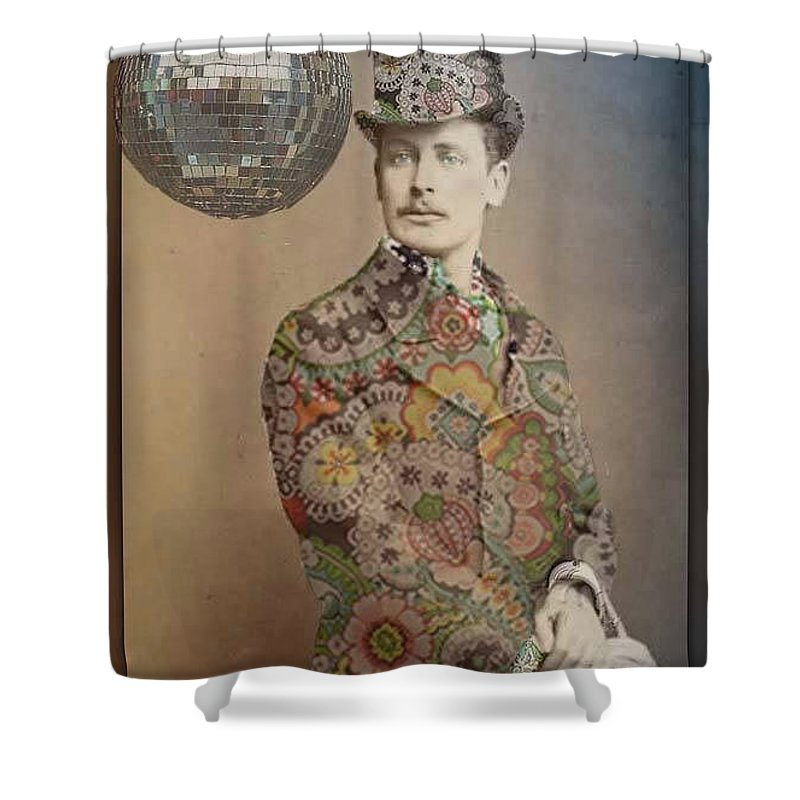 Portrait Shower Curtain featuring the photograph New Beginings ...again by Richard Laeton