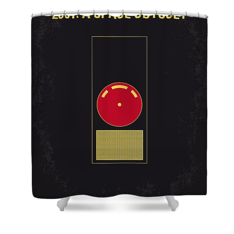 Space Shower Curtains