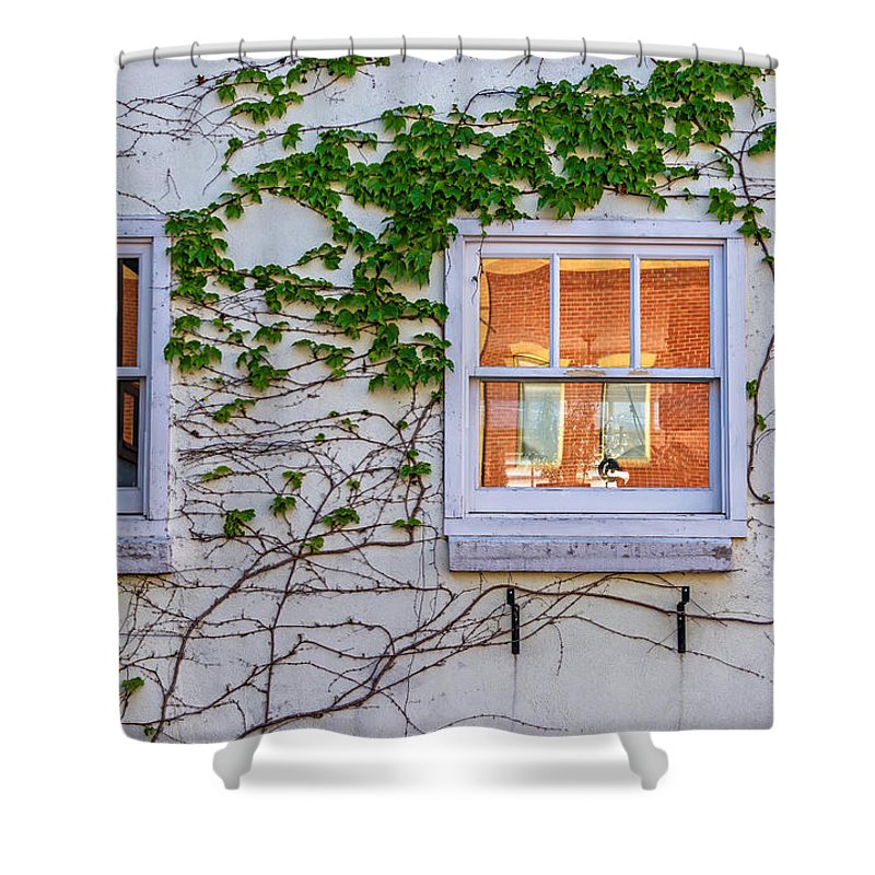 Spring Shower Curtain featuring the photograph Now It Begins... by Steve Harrington