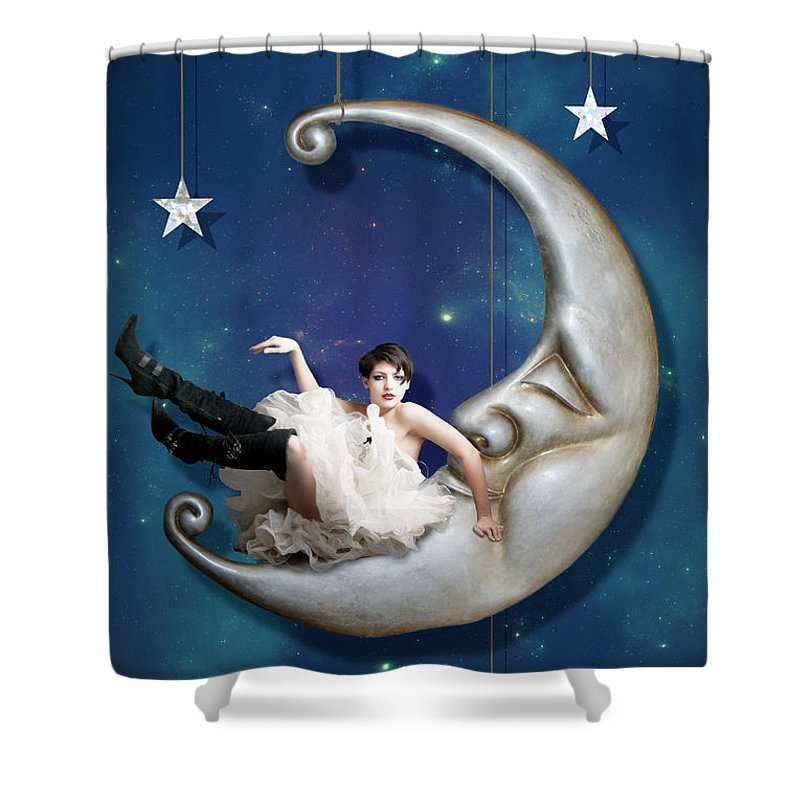 Stage Shower Curtains