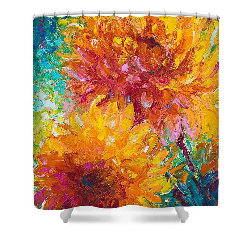 One Of A Kind Shower Curtains Part - 31: Superb One Of A Kind Shower Curtains Part - 12: Impressionism Shower  Curtains