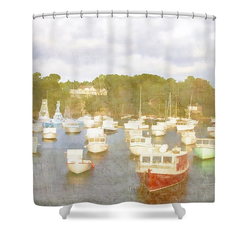 Maine Coast Shower Curtains