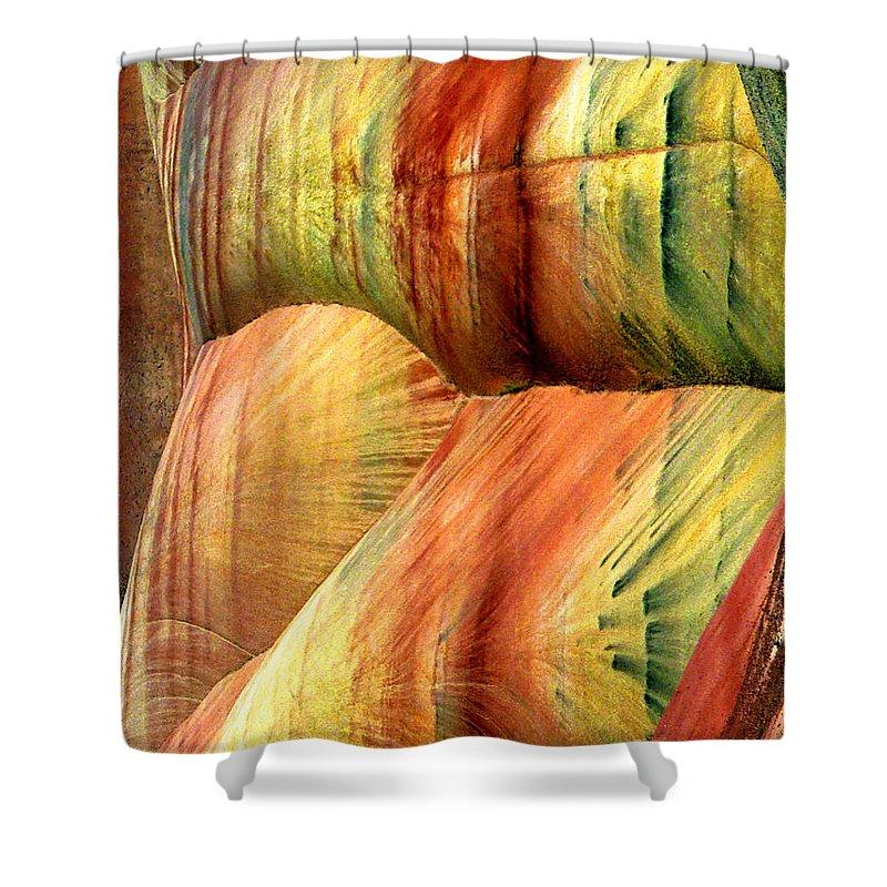 Still Life Shower Curtain featuring the photograph Pillowing by Lauren Leigh Hunter Fine Art Photography