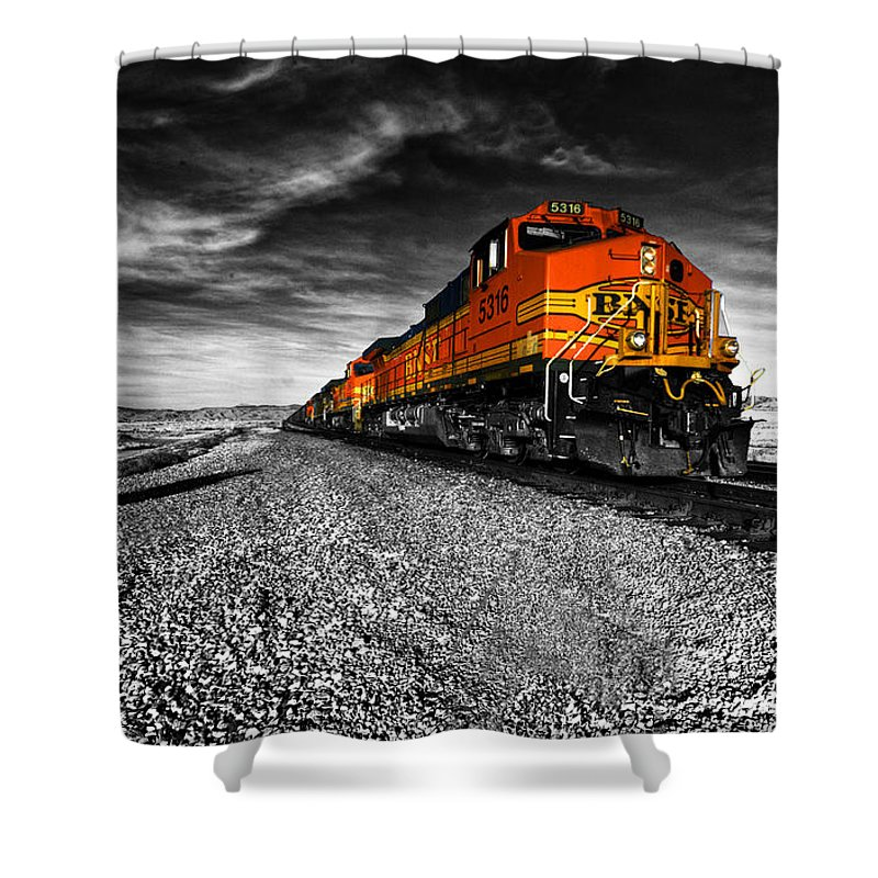 Freight Shower Curtains