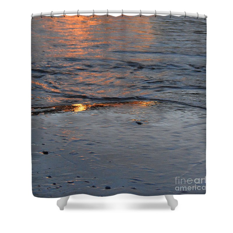 Photography By Paul Davenport Shower Curtain featuring the photograph Reflections II by Paul Davenport
