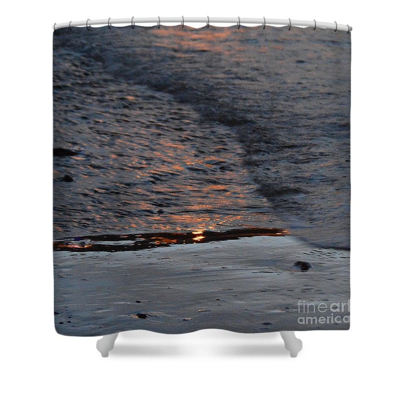 Photography By Paul Davenport Shower Curtain featuring the photograph Reflections IIi by Paul Davenport