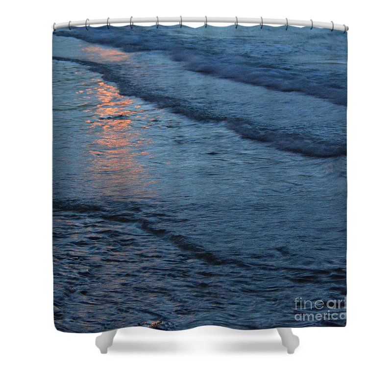 Photography By Paul Davenport Shower Curtain featuring the photograph Reflections Vi by Paul Davenport