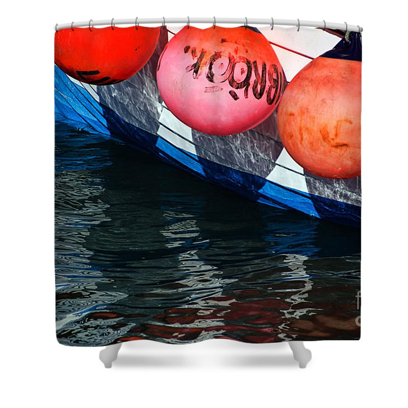 Rhiannon Shower Curtain featuring the photograph Rhiannon Reflections by Susie Peek