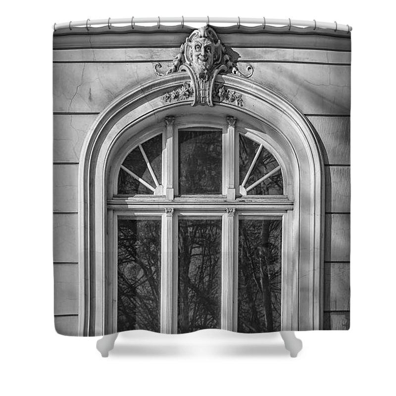 Riga Shower Curtain featuring the photograph Riga Gamla Stan by Antony McAulay