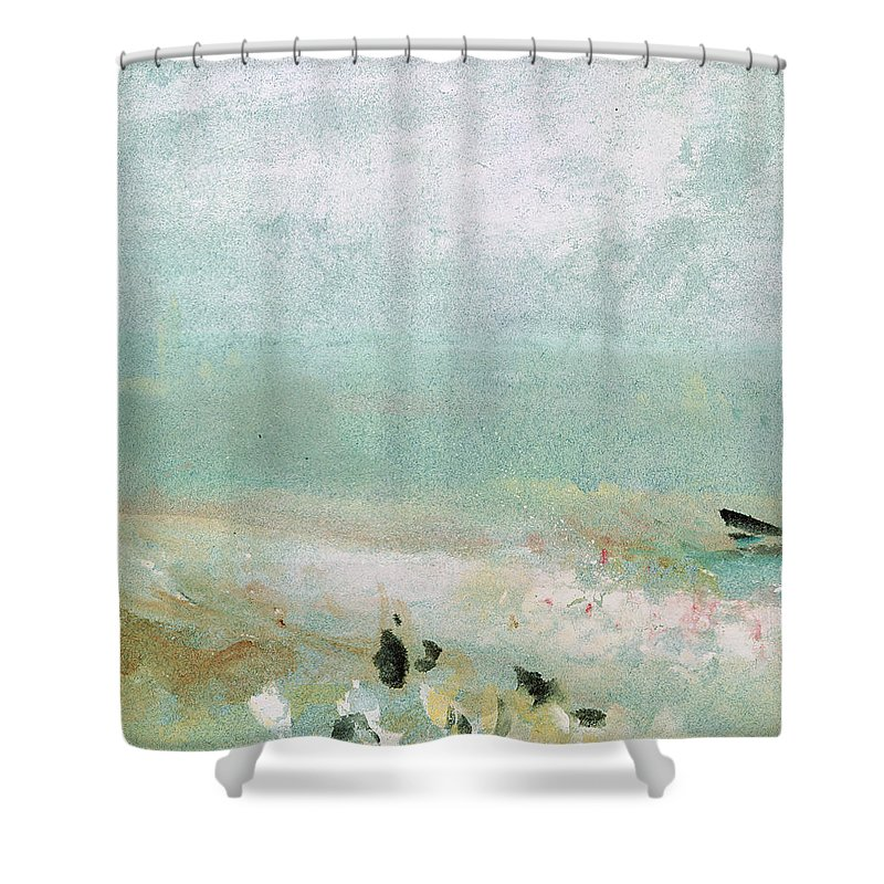 Ship Shower Curtains