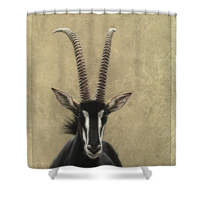 Antelope Shower Curtains