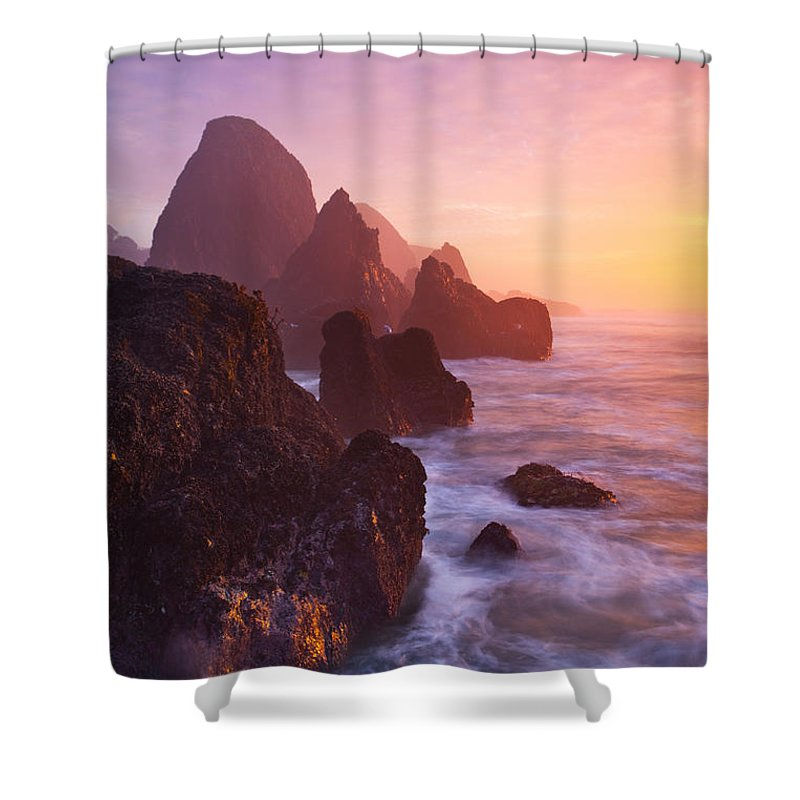 Southern States Shower Curtains