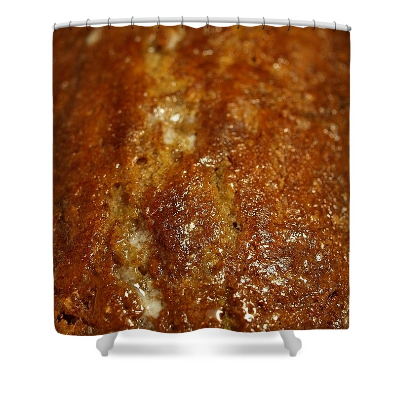 Banana Bread Shower Curtain featuring the photograph Some Call This Heaven by Teri Schuster