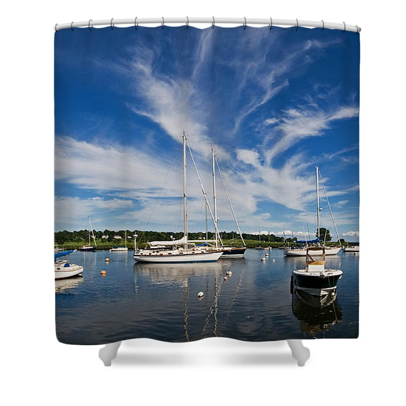 Fairfield Ct Shower Curtains