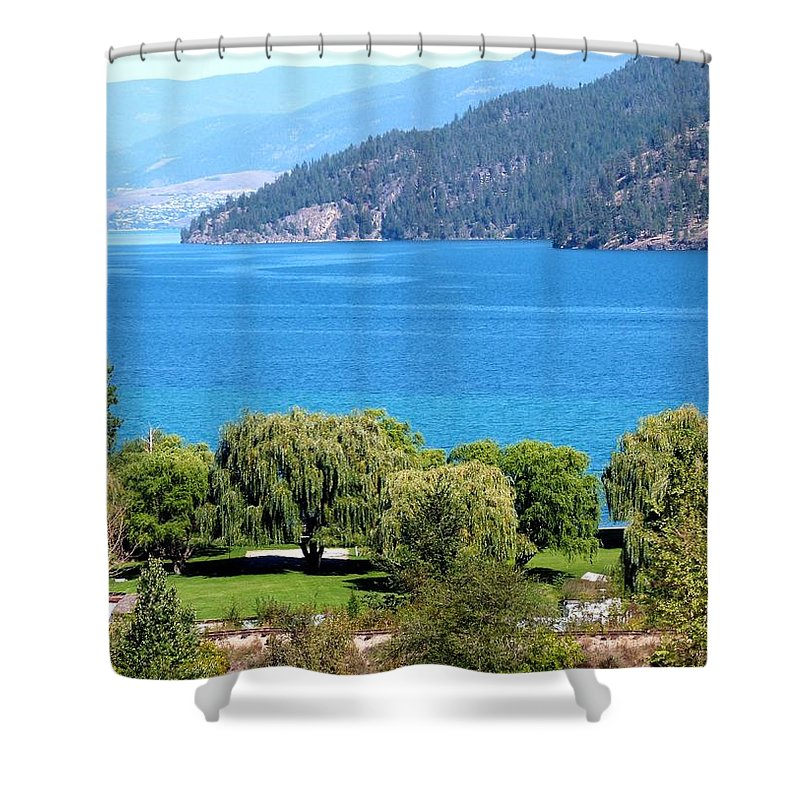 Oyama Shower Curtains