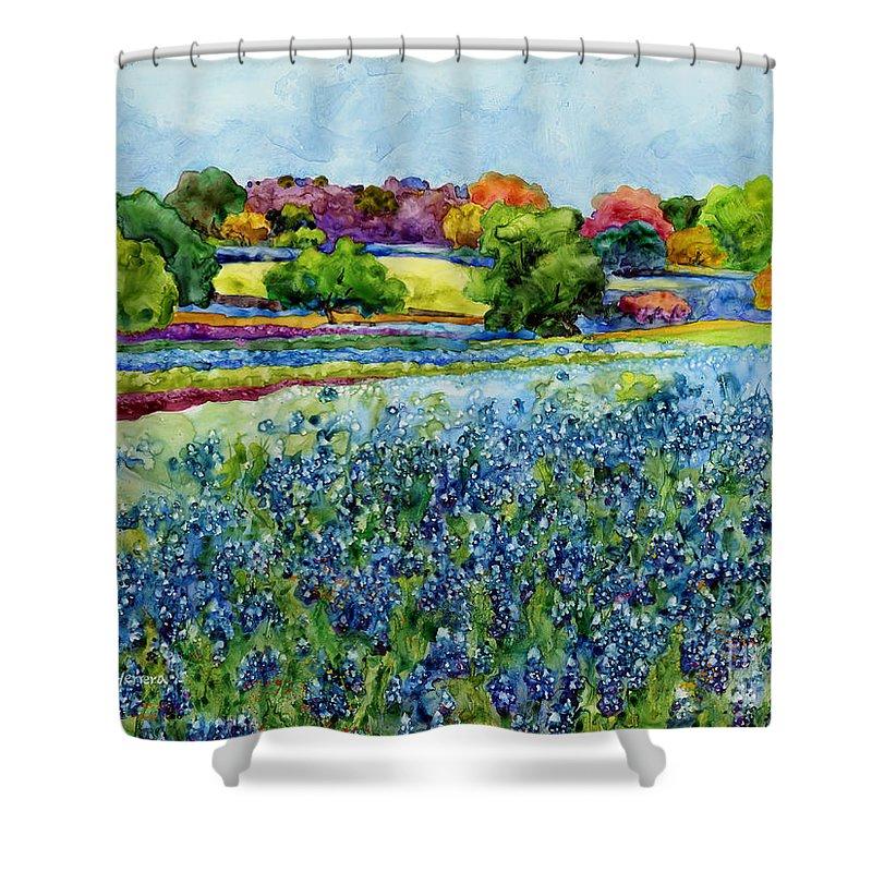 Field Shower Curtains
