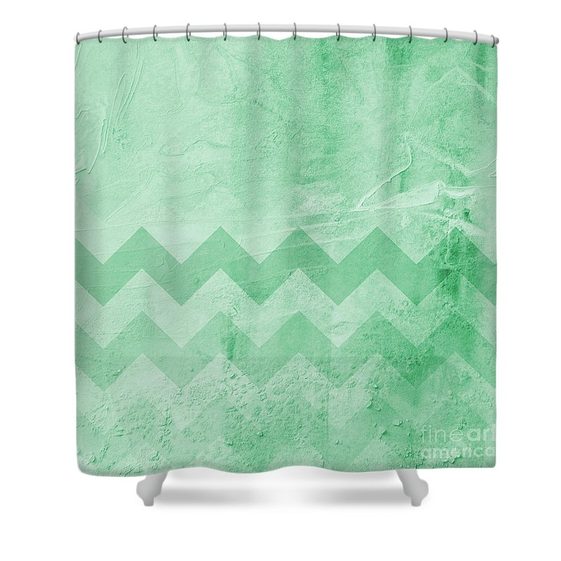 Square Shower Curtain featuring the photograph Square Series - Marine 13 by Andrea Anderegg