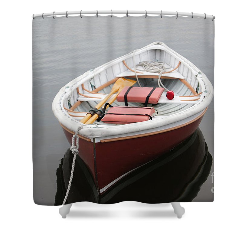 Boat Shower Curtain featuring the photograph Take Me Away by Joe Geraci