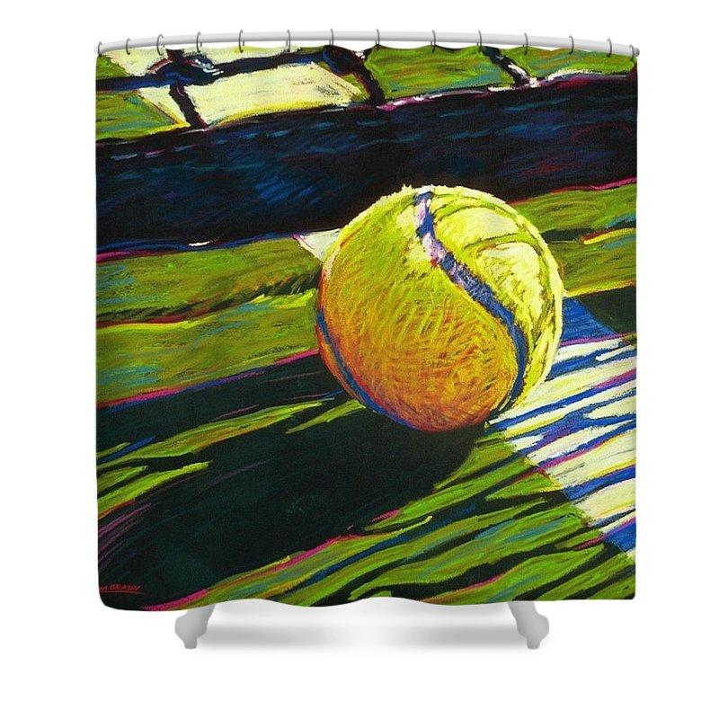 Tennis Shower Curtains