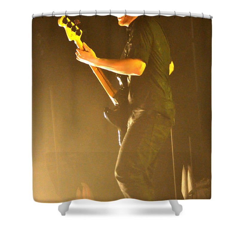 Tfk Shower Curtain featuring the photograph Tfk-joel-4140 by Gary Gingrich Galleries