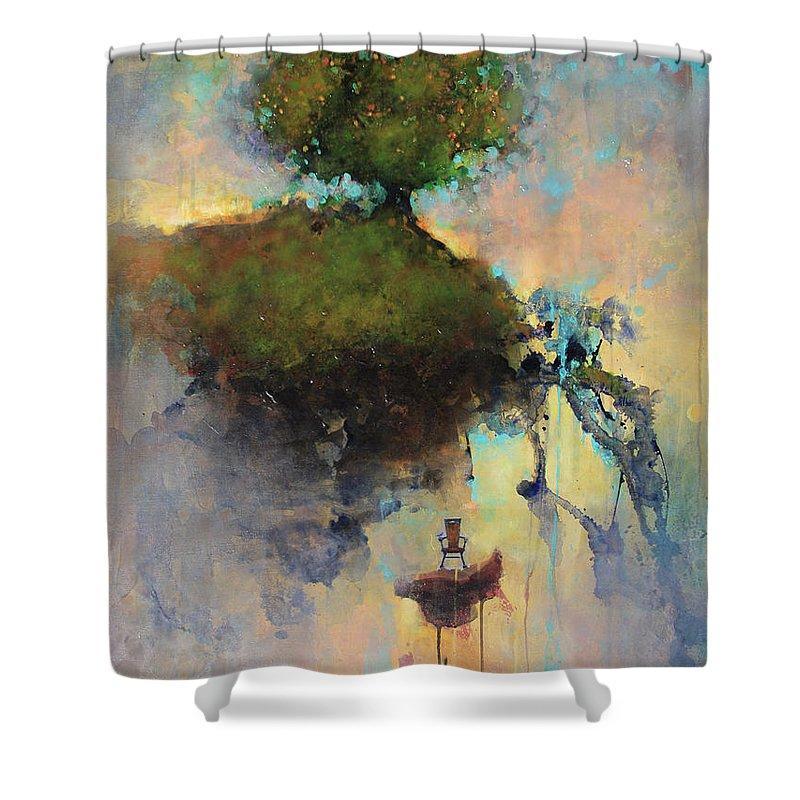 Louvre Shower Curtains