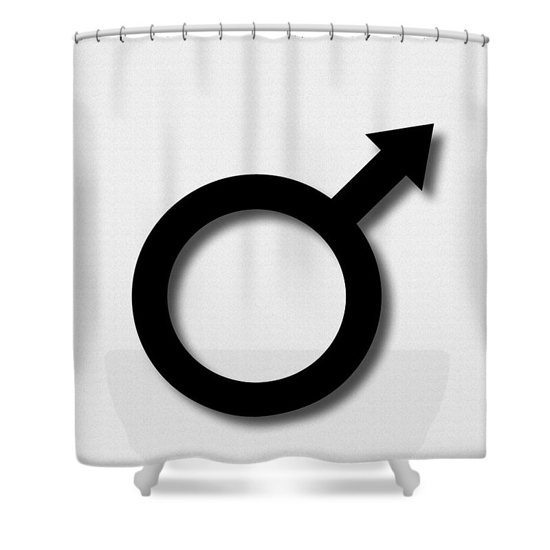 Sex shower curtain